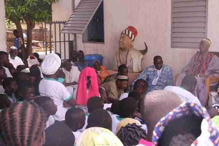Burkina Free Charter B