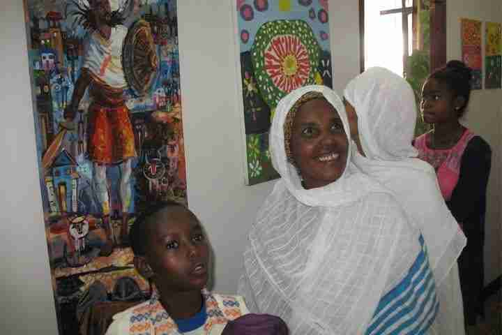 Art lessons EthiopiaA