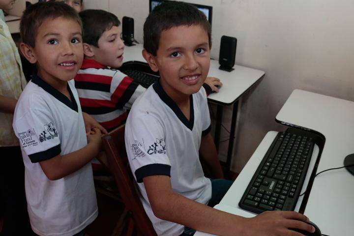Computer Lab Paraguay