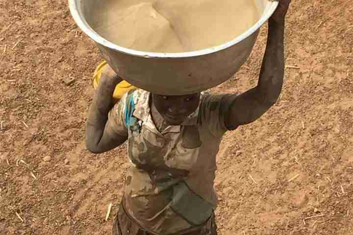 Women Water Ghana