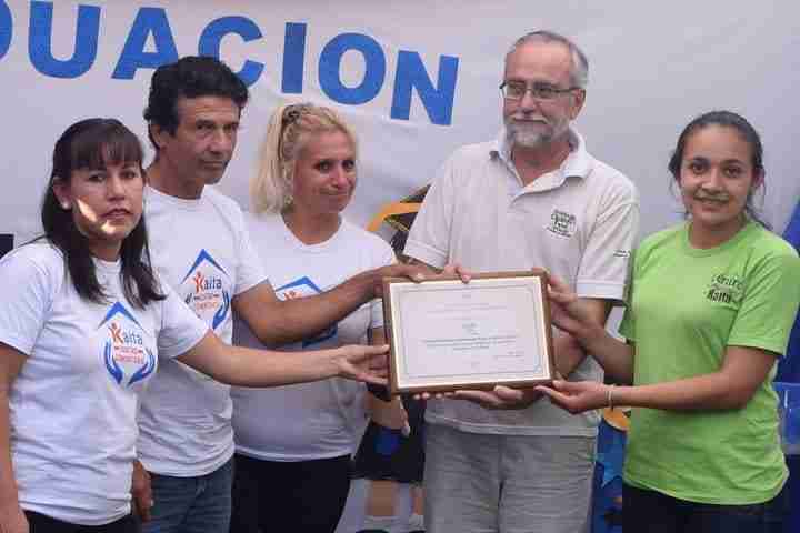Paraguay Pojoaju Graduation