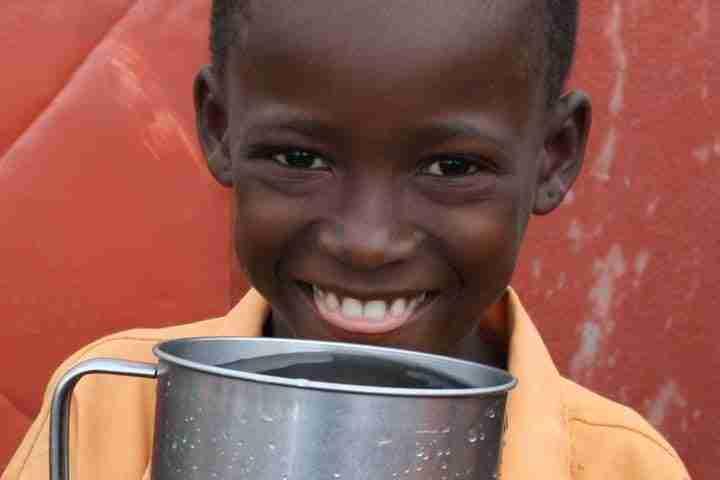 Boy Water Ghana