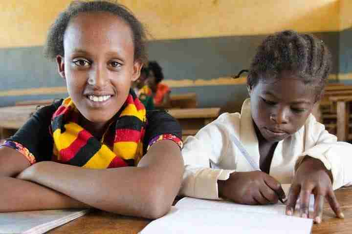 Education Girl