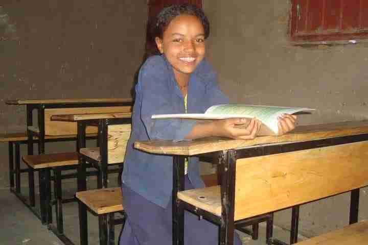 Girl School Ethiopia - On the Home-front