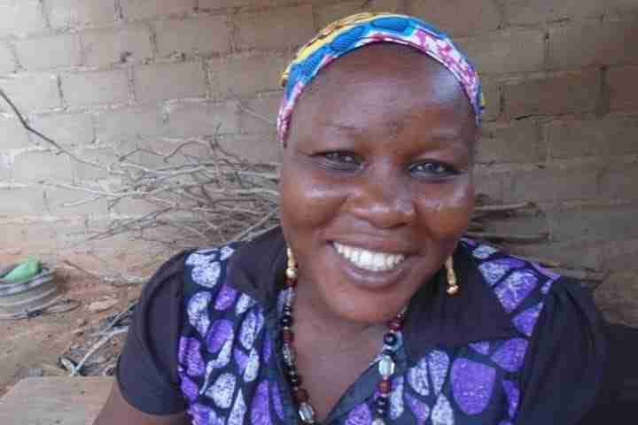 Woman from Burkina Faso