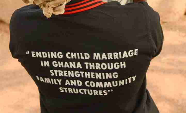 end child marriage T-shirt
