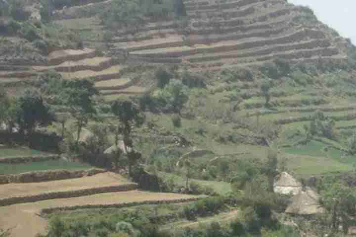 Kemissie Ethiopia Landscape