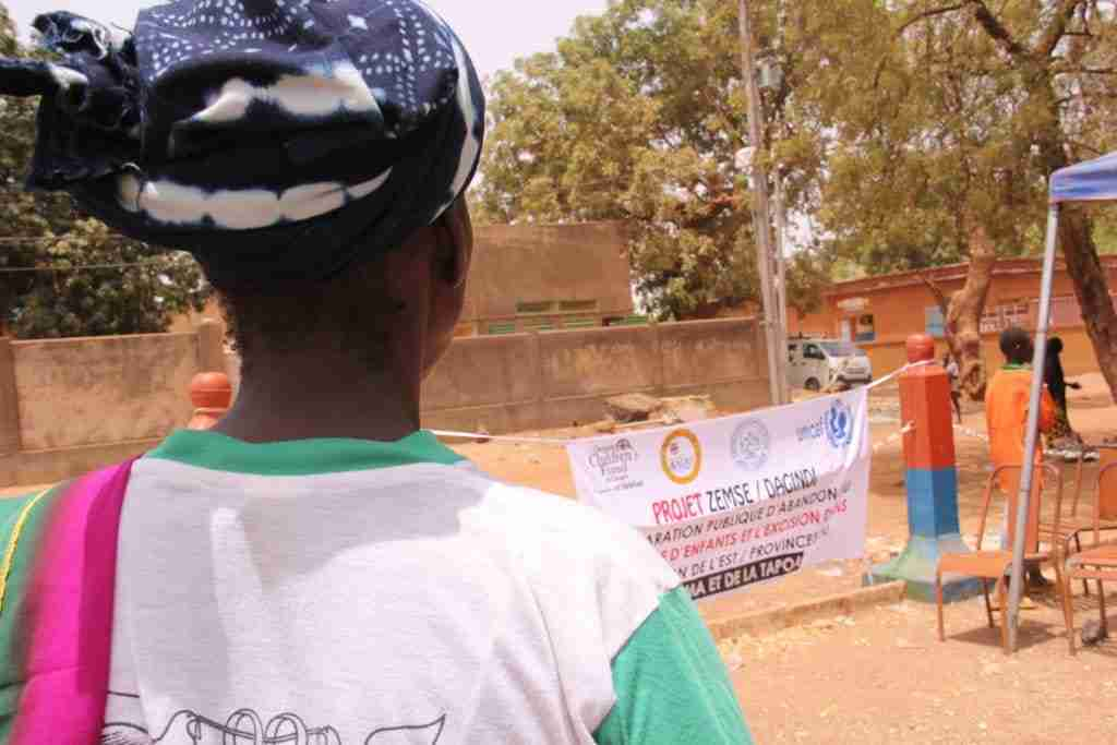 FGM Rally in Burkina Faso