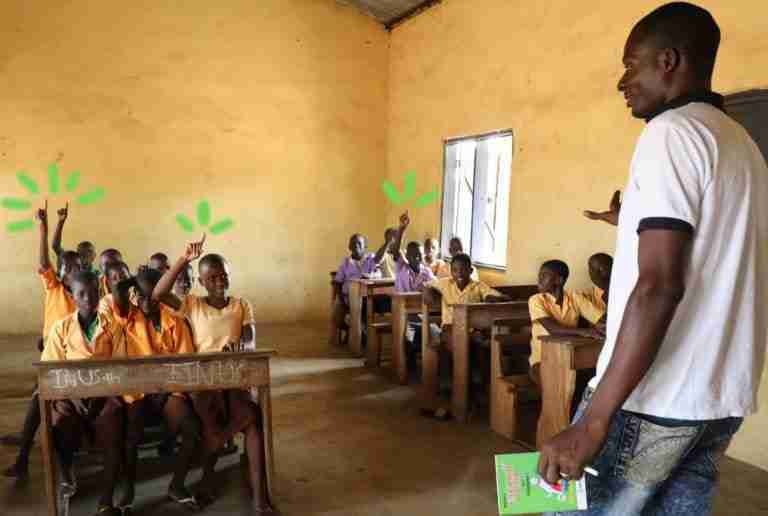 ChildFund Alliance - questions - with effect