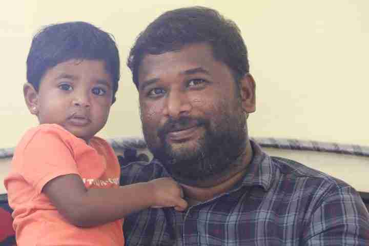 Former sponsored child from India