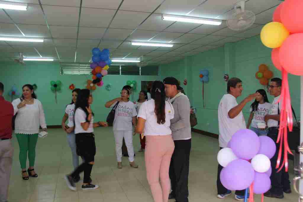 Nicaragua Community Center - party - 240719