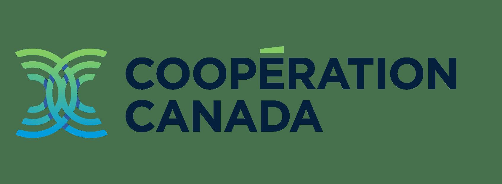 Cooperation Canada logo